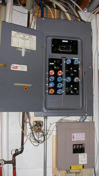 fuse box vs breaker box wiring diagram Pull Out Fuse Box to Breaker Box